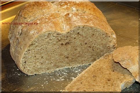 Irish Soda Bread / Irlandzki chleb sodowy