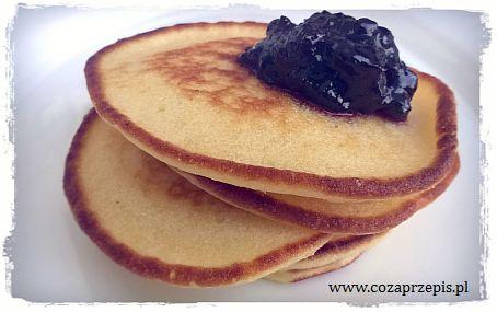 Placuszki z kaszy manny (a' la pancakes)