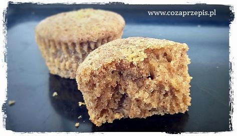 Muffinki orkiszowo – owsiane